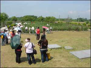 慈濟大林醫院污水廠放流水三級處理與再利用的生態技術-社區教育參訪活動(慈濟基金會產學合作計畫)