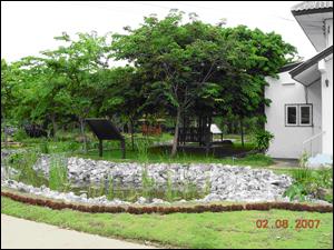 泰國Ubolratana水庫人工濕地計畫(嘉南藥理科技大學與泰國坤敬大學國際合作計畫)