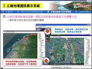 三維地理資訊系統