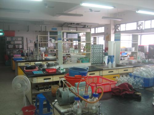 生態中心實驗室內部3